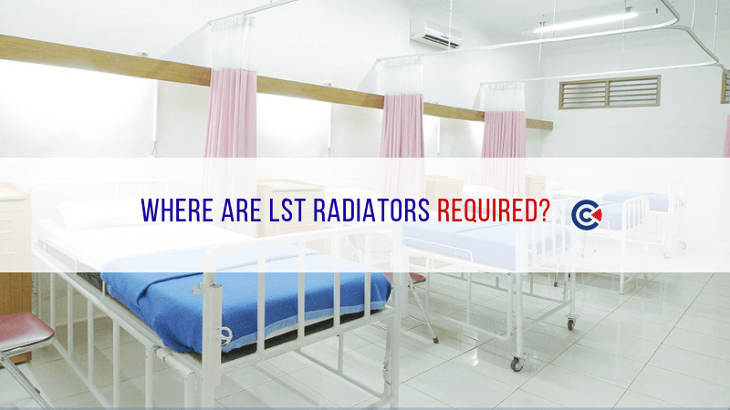 Where Are LST Radiators Required?
