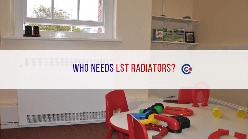 Who Needs LST Radiators?