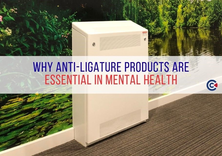 Why Anti-Ligature Products Are Essential In Mental Health