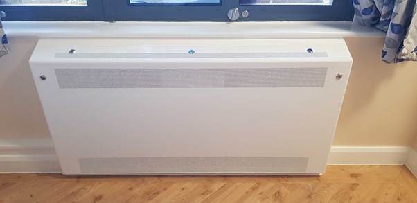 Selecting Radiators for High Secure Mental Health Units